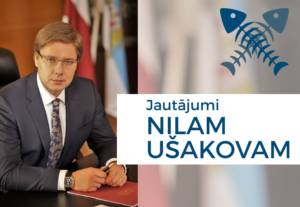 Jautājumi Nilam Ušakovam