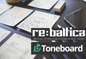 Re:Baltica un Toneboard saņem 50 000 no Google jauna rīka izstrādei