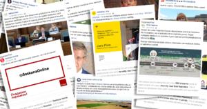 Pamanīji aizdomīgu ierakstu Facebook? Ziņo mums!