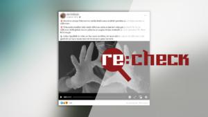 Apgalvojumi par vakcīnu saikni ar vēzi nepamatoti; audio, visticamāk, nāk no Krievijas